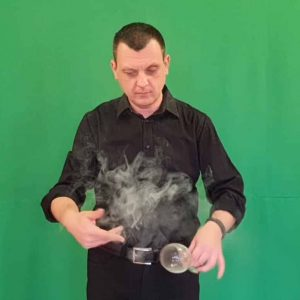 Smoke Machine for magic tricks